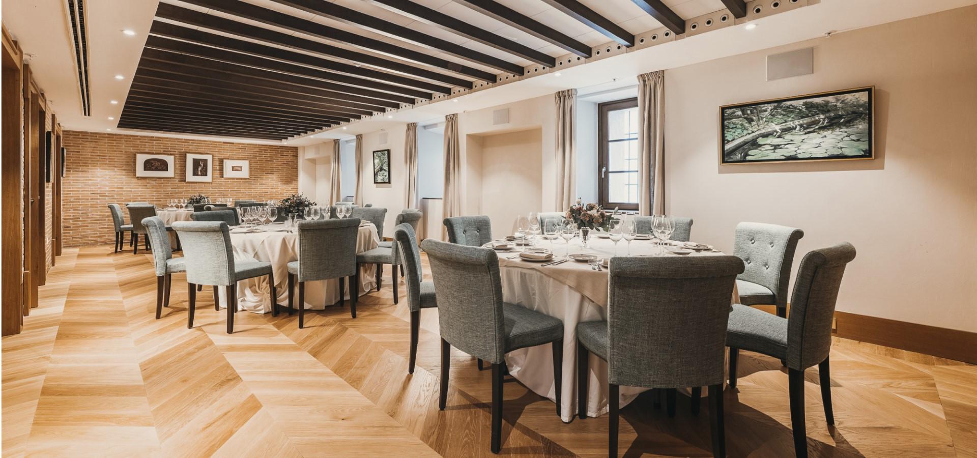 Dinning event Palacio Solecio